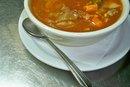 Vegetable Soup Detox Diet