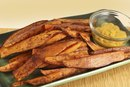 Sweet Potato Fries Nutrition
