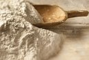 Nutrition of Bleached vs. Unbleached Flour