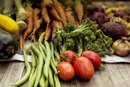 Fruits & Vegetables Rich in Vitamins A, E, C and PABA