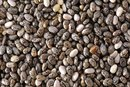 What Is the Nutritional Difference Between White & Black Chia Seeds?