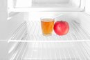 How to Freeze Apple Juice