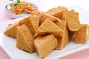 Nutritional Information for Deep Fried Tofu
