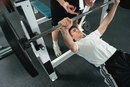 Relative Strength Formula for Bench Pressing