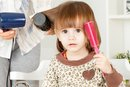 How to Blow Dry a Baby's Hair