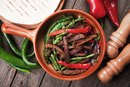 How to Grill Beef Fajitas
