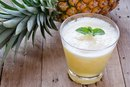 Pineapple Juice Ingredients