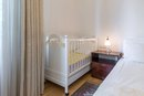 How to Arrange a Master Bedroom to Include Crib & Baby Storage