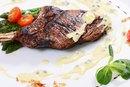 The Calories in a Venison Steak