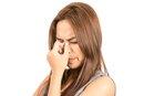 Nasal Pimples & Sinus Pain