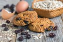 Oatmeal Raisin Cookies Without Baking Soda