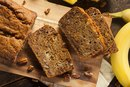 Low-Fat and Low-Carb Banana Bread