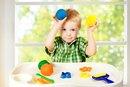 Does Using Play Dough Enhance Infant Development?