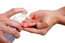 The Ingredients in Germ X Hand Sanitizer