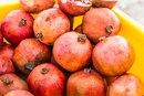 Vitamins in Pomegranates