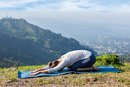 Yoga Stretches for the Trapezius