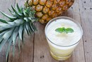 Fresh Pineapple Juice & Bromelain