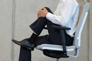 Knee Strengthening Exercises Done Sitting in a Chair