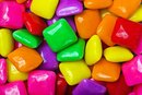 Nutritional Information for Chiclets