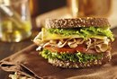How Many Calories are in a Turkey Sandwich?