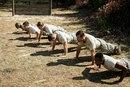 Military Push-Up & Sit-Up Workout Program