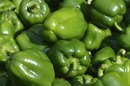How Do I Blanch Green Peppers?