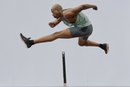Fast-Twitch & Slow-Twitch Muscles in Vertical Jumping