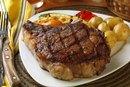 Calories in an 8-Ounce Ribeye Steak