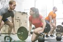 What Muscle Groups Do Barbell Power Cleans Work?