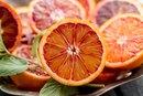 Nutritional Facts for Blood Vs. Regular Oranges