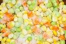 Frozen Peas & Corn Nutrition Information