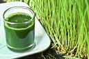 Wheatgrass for Brain Health
