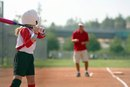Softball Drills & Coaching Tips for Kindergarten
