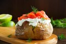 The Best Way to Microwave a Baked Potato