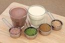 Caffeine in Whey Protein Powders