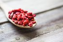 Serving Size for Dried Goji Berries