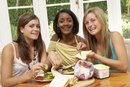 Healthy Diet Tips for Girls Aged 11 to 16
