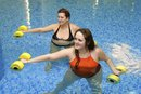 How Many Calories Are Burned by Water Aerobics?