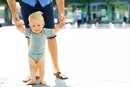 At What Age Do Most Children Start Walking?