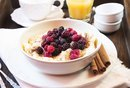 Cream of Rice Cereal Preparation