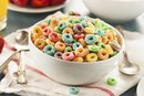 Nutrition Information for Fruit Loops