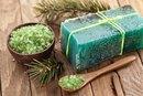 Pine Tar Soap for Acne