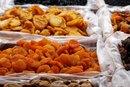 High-Calorie Fruits & Vegetables