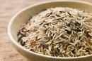 Wild Rice Nutrition Information