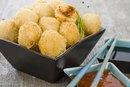 Panko Bread Crumbs Nutrition Information