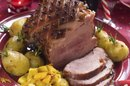 How to Bake a Juicy Tender Ham