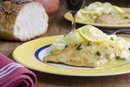 Chicken Piccata Nutrition Information