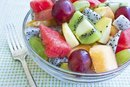 What Do You Put on Freshly Cut Fruit to Keep It From Turning Brown?