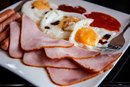 How to Cook Sliced Canadian Bacon