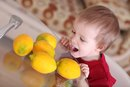 Should Babies Eat Lemons?